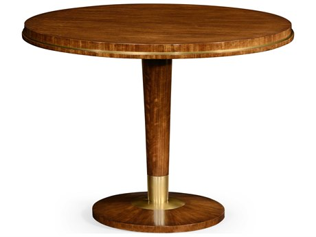Jonathan Charles Cosmo Light Daniella 40 Round Foyer Table