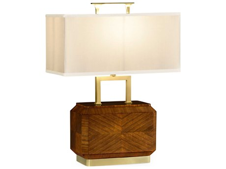 Jonathan Charles Bayswater collection Daniella Light Finish Table Lamp