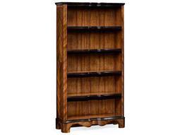 Jonathan Charles Moroccan Medium Argentinean Walnut 42 x 15.75 Bookcase