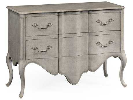 Jonathan Charles Artisan Pebble Grey Chest