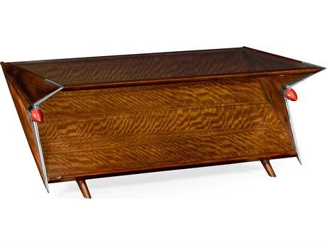Jonathan Charles Detroit Light Daniella 48 x 26.75 Rectangular Coffee Table