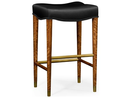 Jonathan Charles Cosmo collection Daniella Light Finish Bar Stool