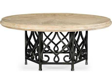 Jonathan Charles Artisan collection Limed Acacia Casual Dining Table