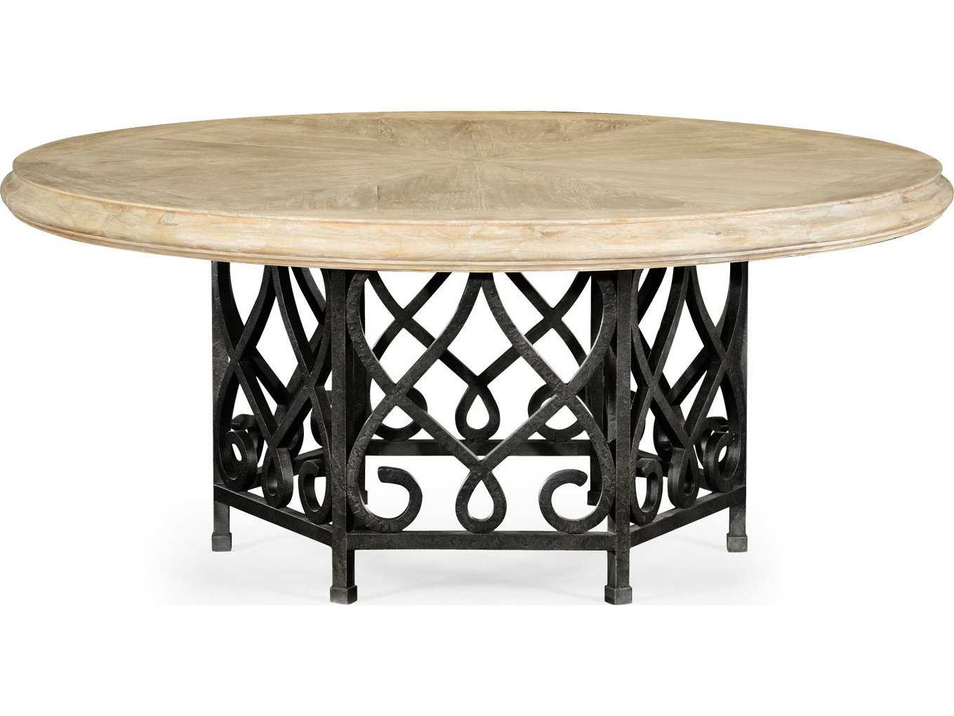 Artisan Collection Limed Acacia Casual Dining Table JC49519872DLMA
