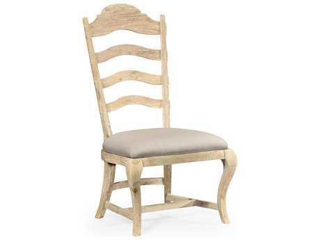 Jonathan Charles Artisan collection Limed Acacia Dining Side Chair