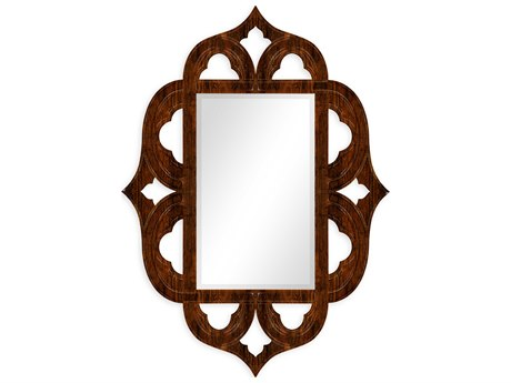 Jonathan Charles Moroccan collection Rustic Walnut Finish Wall Art