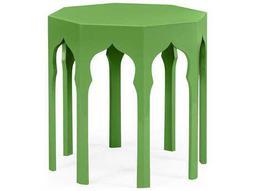 Jonathan Charles Moroccan collection Wildwood Green End Table
