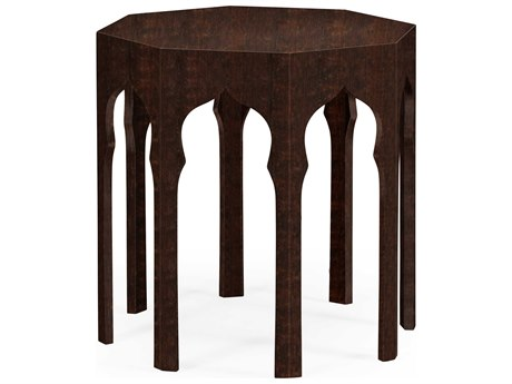 Jonathan Charles Moroccan collection Ebonised End Table