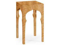 Jonathan Charles Moroccan collection Masur Birch Light End Table