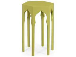 Jonathan Charles Moroccan collection Split Pea End Table