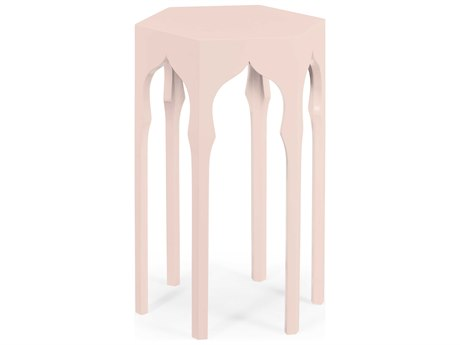 Jonathan Charles Moroccan collection Ballet Slipper End Table