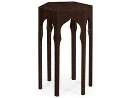Jonathan Charles Moroccan collection Ebonised End Table