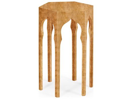 Jonathan Charles Moroccan collection Masur Birch Light End Table