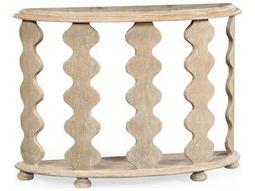 Jonathan Charles Artisan collection Limed Acacia Console Table