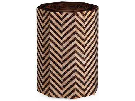 Jonathan Charles Alexander Julian collection Limed Walnut Stool