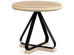 Jonathan Charles Artisan collection Limed Acacia End Table
