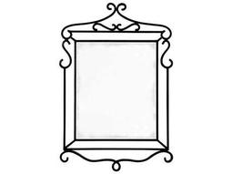 Jonathan Charles Artisan collection Brown Painted Antique Iron Finish Wall Art