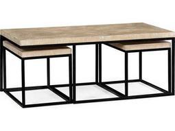 Jonathan Charles Artisan collection Limed Acacia Coffee Table