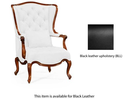 Jonathan Charles Windsor collection Walnut Medium Accent Arm Chair