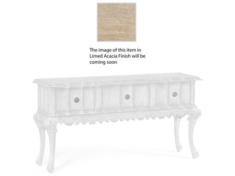 Jonathan Charles Artisan collection Limed Acacia Console Table