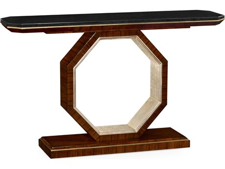 Jonathan Charles Octavia collection Calista Finishing On Veneer Console Table