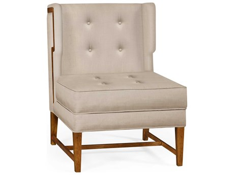 Jonathan Charles Bayswater collection Daniella Light Finish Accent Side Chair
