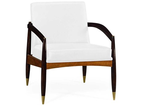 Jonathan Charles Cosmo collection Daniella Light Finish Accent Arm Chair