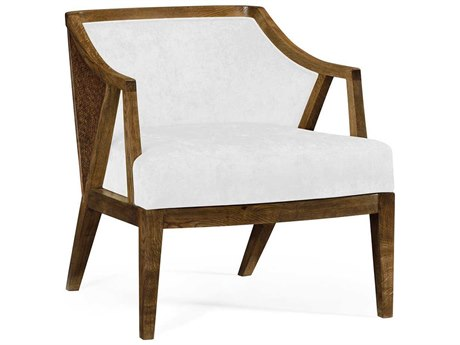 Jonathan Charles Langkawi - Indoor Langkawi Light Brown Oak Mazo Upholstered Occasional Chair