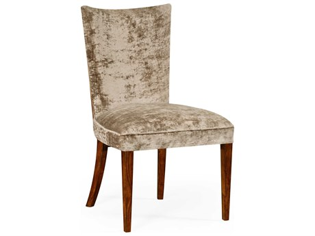 Jonathan Charles Regency collection Medium Antique Mahogany High Lustre Dining Side Chair