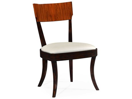 Jonathan Charles Santos collection Santos Rosewood High Lustre Accent Side Chair
