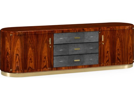 Jonathan Charles Santos collection Santos Rosewood High Lustre Media Cabinet