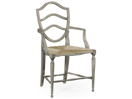 Jonathan Charles William Yeoward Greyed Oak Dining Chair