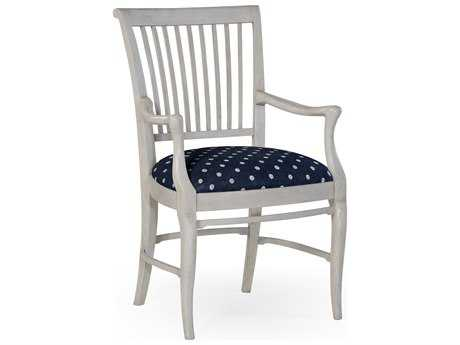 Jonathan Charles William Yeoward Country White Accent Chair