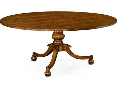 Jonathan Charles William Yeoward Natural Alder 70.75 Round Dining Table