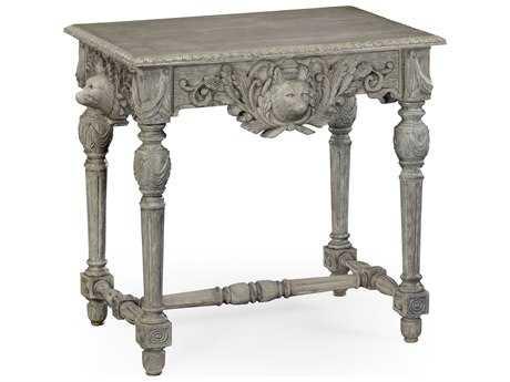 Jonathan Charles William Yeoward Greyed Oak 32.75 x 21.75 Rectangular Console Table