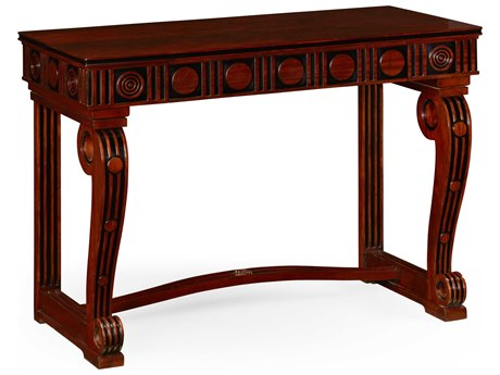 Jonathan Charles William Yeoward Rich Mahogany 50.5 x 24 Rectangular Console Table