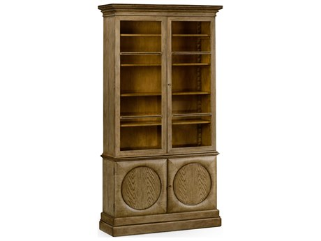 Jonathan Charles William Yeoward Washed Oak 48 x 16 Bookcase