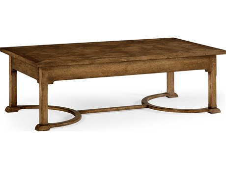 Jonathan Charles William Yeoward Kitchen Oak 56.5 x 30 Rectangular Coffee Table