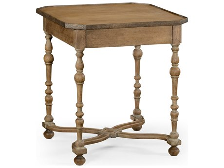 Jonathan Charles William Yeoward Vintage Oak 26 Square End Table