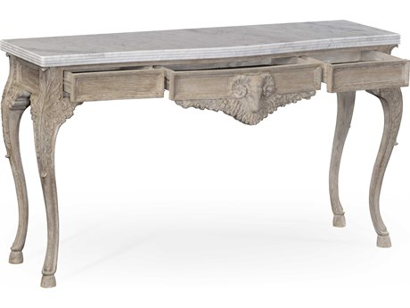 Jonathan Charles William Yeoward collected White Oak Console Table