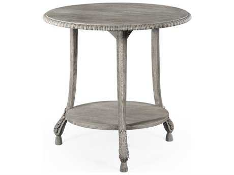 Jonathan Charles William Yeoward collected Greyed Oak Finish Foyer Table