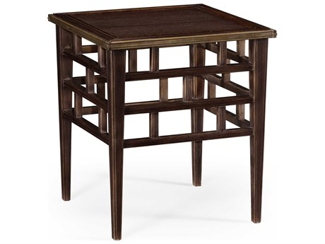 Jonathan Charles William Yeoward collected Chocolate Oak End Table