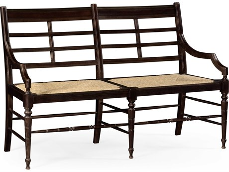 Jonathan Charles William Yeoward collected Chocolate Oak Bench