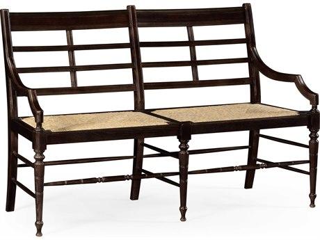 Jonathan Charles William Yeoward collected Chocolate Oak Bench
