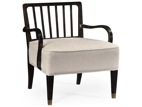 Jonathan Charles William Yeoward collected Charcoal Wash Finish Accent Arm Chair