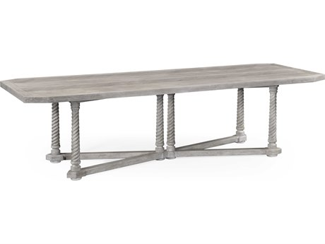 Jonathan Charles William Yeoward collected Cloudy Oak Finish Casual Dining Table