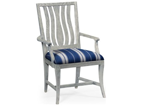 Jonathan Charles William Yeoward collected Cloudy Oak Finish Accent Arm Chair