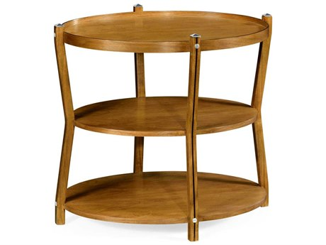 Jonathan Charles William Yeoward Collected - Urban Cool Sunwashed Walnut Rosie's End Table