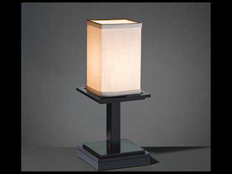 Justice Design Group Textile Montana 1-Light Table Lamp