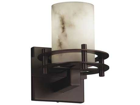 Justice Design Group Lumenaria Circa 1-Light Wall Sconce